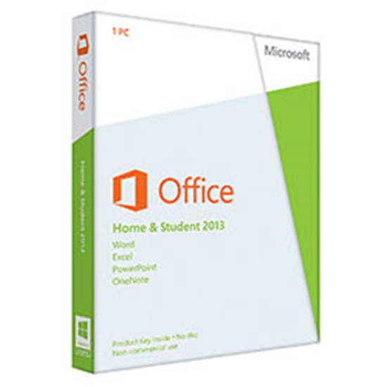 Picture of Microsoft Office 2013 Home and Student