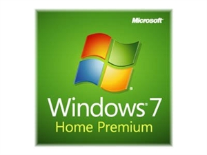 Picture of Microsoft Windows 7 Home Premium 64-Bit