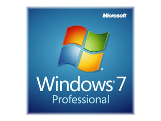 Picture of Microsoft Windows 7 Professional 32-Bit
